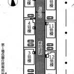 松戸市 五香8期全14棟 1号棟 4LDK・南側に広い敷地で日当たり良好!全棟40坪以上の敷地・2台駐車・角地