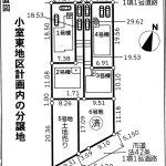 船橋 小室町第2 2号棟 LDK15.7帖・駐車場2台