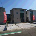 二和西8期2号棟 土地50坪以上・広々ルーフバルコニー・WIC2ヵ所・駐車3台