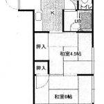 【貸アパート】鎌ヶ谷市 コーポサカエ103