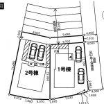 船橋市 金杉第7 2号棟 LDK15帖・駐車場2台