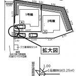 船橋市新高根第17 2期1号棟 LDK17帖(リビング階段)・大型収納スペース