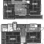 【貸戸建】千葉貸家 鎌ヶ谷 5LDK・ペット可・短期建て替えOK!現状貸・駐車場あり