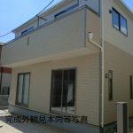 鎌ヶ谷市富岡第6 新築全2棟 1号棟残り1棟になりました。