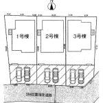 鎌ヶ谷市 東道野辺19期1号棟 4LDK+WIC・ワイドバルコニー・明るい南道路・カースペース並列2台