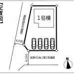 印西 木下東3期 LDK17帖・日当たり良好・広々駐車スペース・SIC・WIC