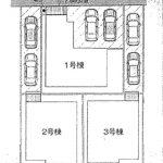 船橋市 夏見台3期 2号棟 4LDK+納戸・収納充実・床暖房、食洗器が標準装備!・カースペース2台