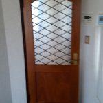 4階間仕切りドア