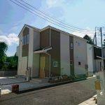 北中沢6期 2号棟 全7棟の新築現場・住宅性能評価取得・駐車2台