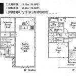 船橋 丸山3期全6棟 2号棟 LDK20帖・駐車スペース2台