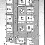 鎌ヶ谷市 東中沢第2 7号棟 LDK16.7帖+洋風和室4.5帖・納戸