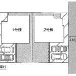 船橋 高野台12期1号棟 駐車場2台・SIC・2F全部屋WIC充実の収納